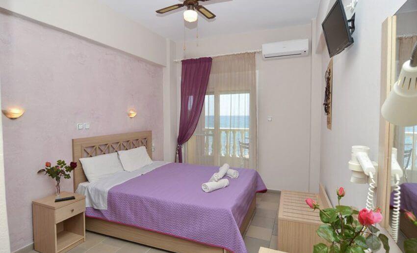 Agali Hotel limenarija tasos soba
