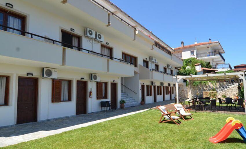 Agorastos Hotel Kinira Tasos letovanje grcka
