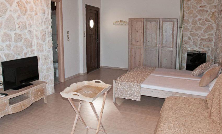 Agorastos Hotel Kinira Tasos letovanje smestaj