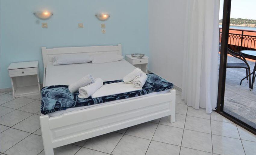 Agorastos Hotel Kinira Tasos letovanje