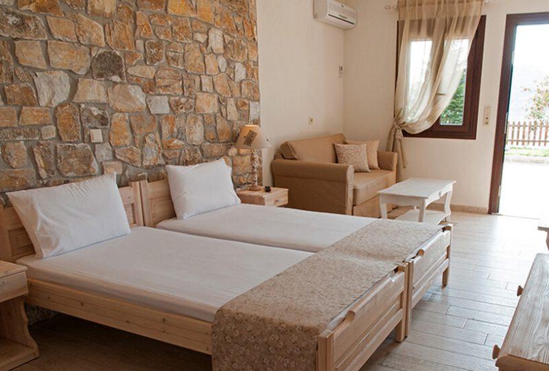 Agorastos Hotel Kinira Tasos soba 1