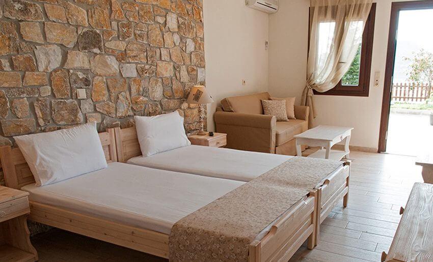 Agorastos Hotel Kinira Tasos soba