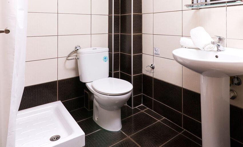 Aithria Vila Tasos kupatilo