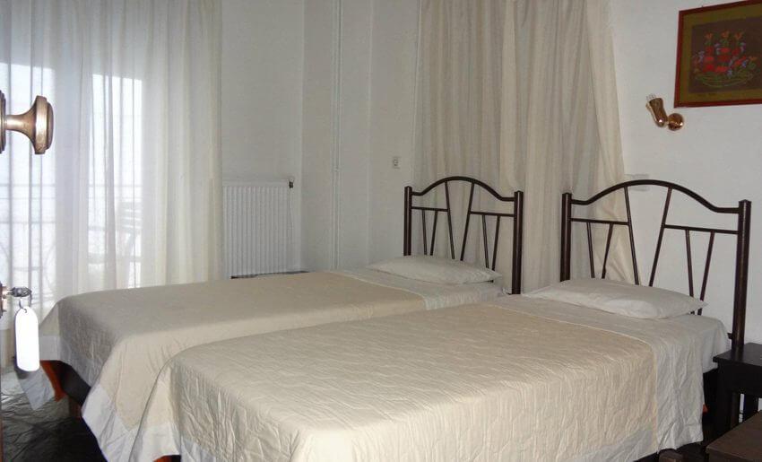 Akropolis Hotel Limenas Tasos grcka soba