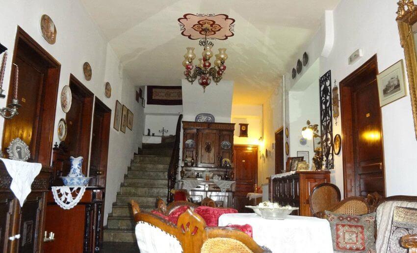 Akropolis Hotel Limenas Tasos lobi 1