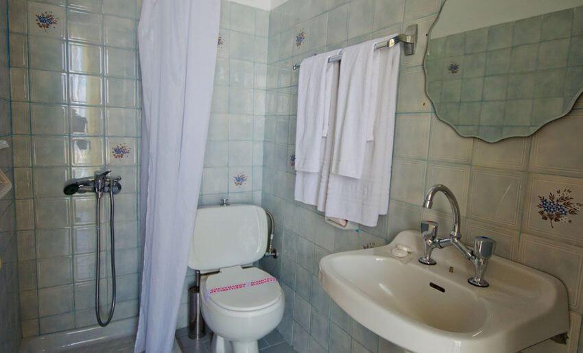 Angelica Hotel tasos limenas grcka letovanje kupatilo
