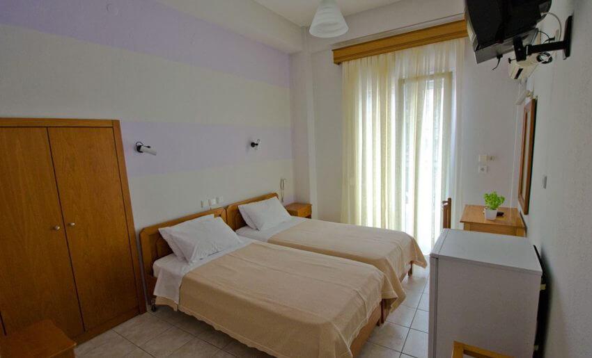 Angelica Hotel tasos limenas grcka letovanje soba