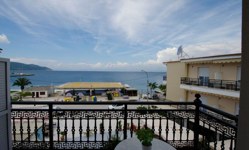 Angelica Hotel tasos limenas grcka letovanje