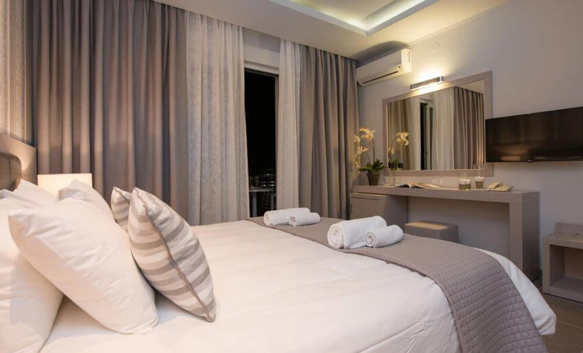 Angelica Hotel tasos limenas soba premium