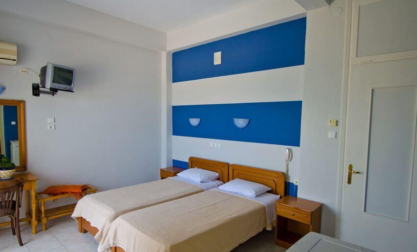 Angelica Hotel tasos semstaj limenas grcka letovanje