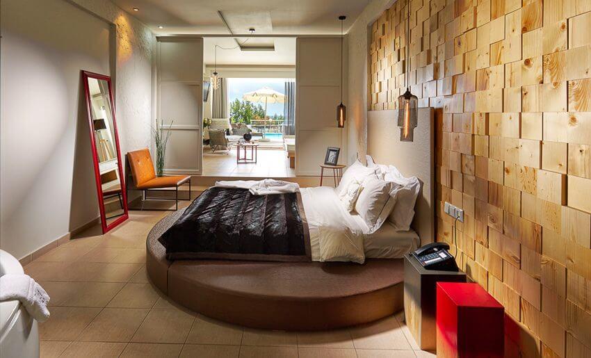 Blue Dream Palace Hotel Limenaria apartman sa bazenom