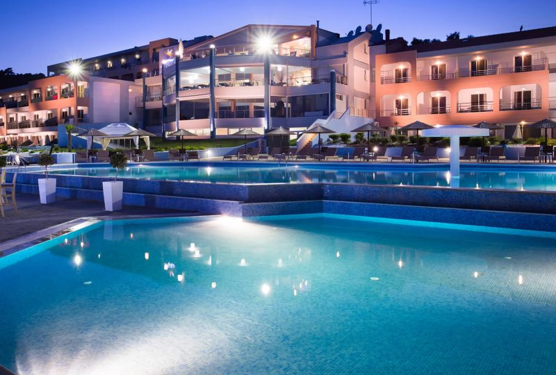 Blue Dream Palace Hotel limenaria grcka letovanje 1