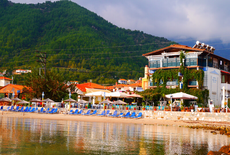 Blue Sea Beach Boutique Hotel letovanje tasos