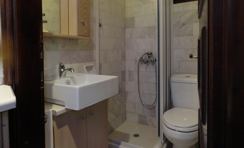Captains Beach Luxury tasos kupatilo