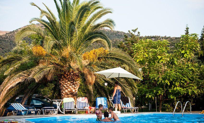 Chatziandreou Hotel Tasos bazen