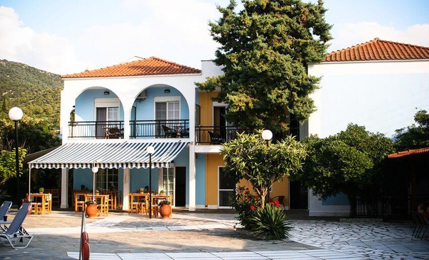 Chatziandreou Hotel Tasos grcka letovanje