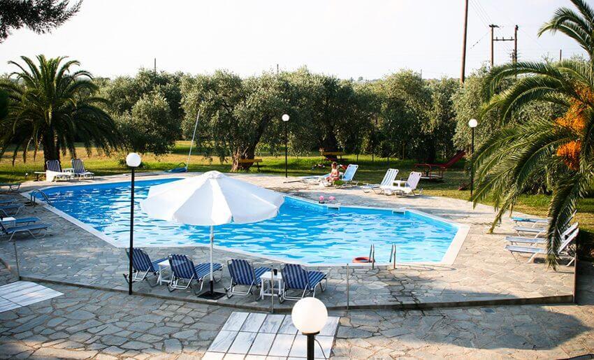 Chatziandreou Hotel Tasos grcka