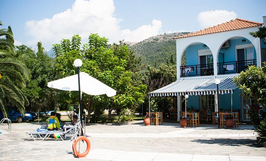 Chatziandreou Hotel Tasos