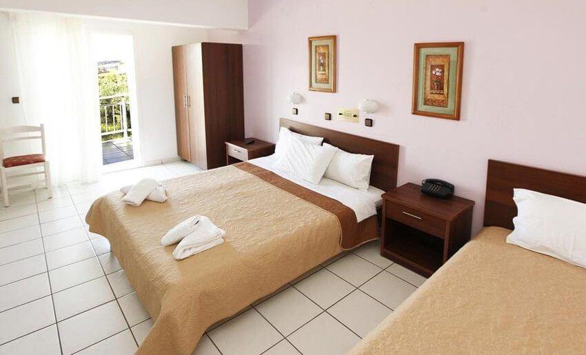Christa Hotel limenas tasos apartmani