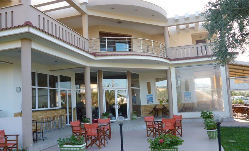 Christa Hotel limenas tasos leto