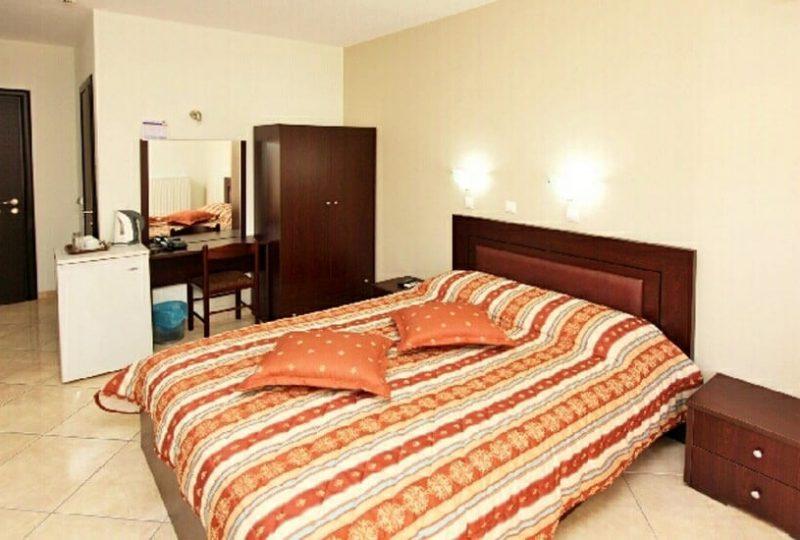 Delfini Hotel golden beach apartmani tasos 1