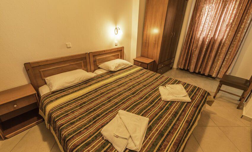 Delfini Hotel golden beach apartmani tasos grcka