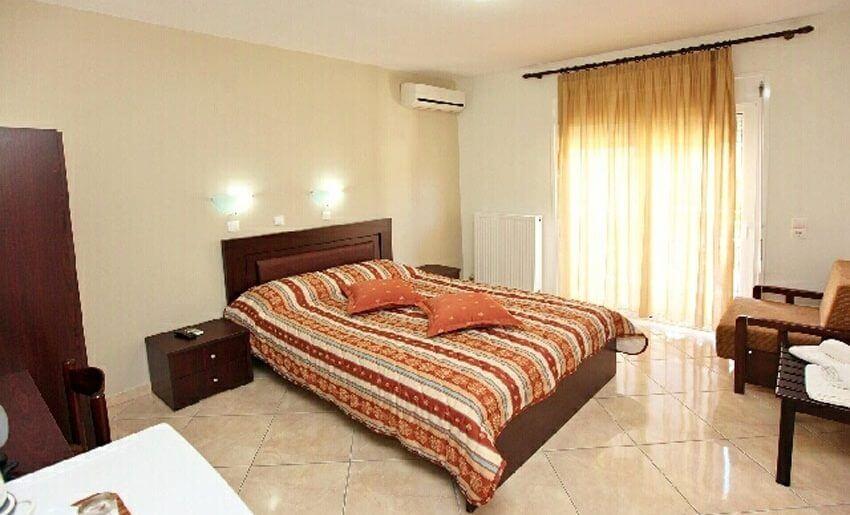 Delfini Hotel golden beach tasos apartmani