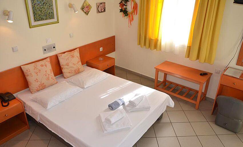 Egeo Hotel Tasos grcka letovanje smestaj