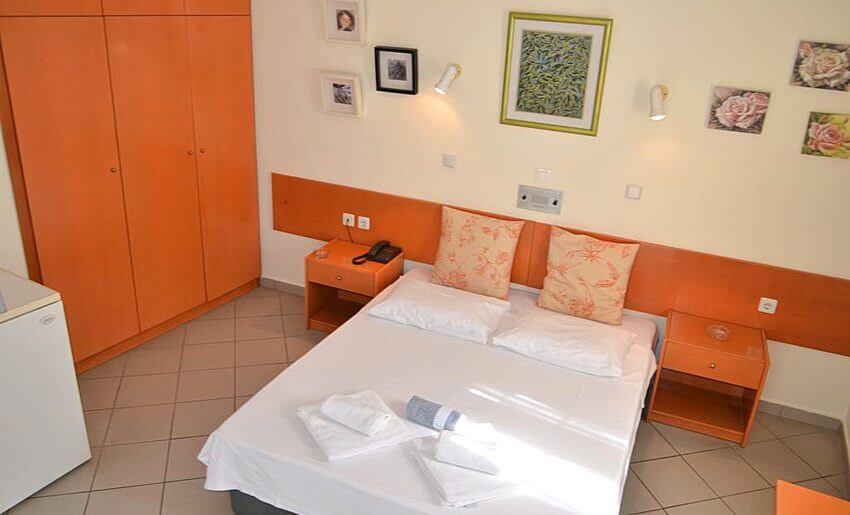 Egeo Hotel Tasos grcka letovanje soba