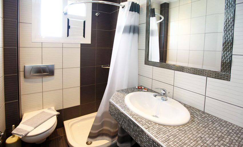 Elia Vila Tasos smestaj kupatilo