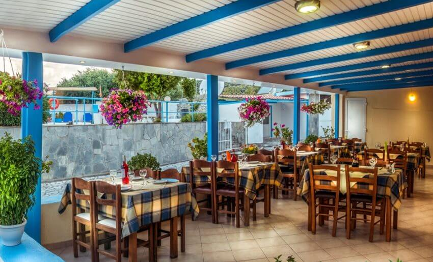 Euro Park Hotel Astris Tasos grcka taverna