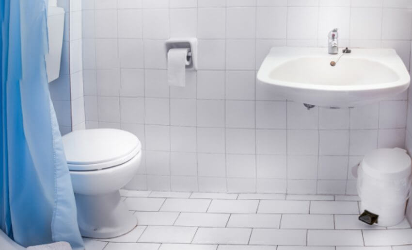 Euro Park Hotel Astris Tasos kupatilo