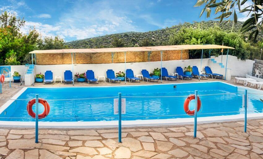 Euro Park Hotel Astris Tasos letovanje grcka
