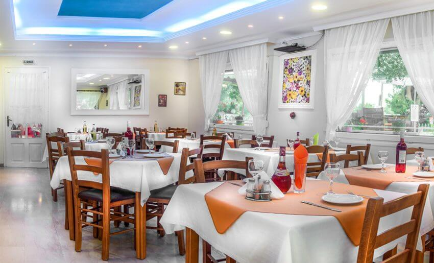 Euro Park Hotel Astris Tasos restoran