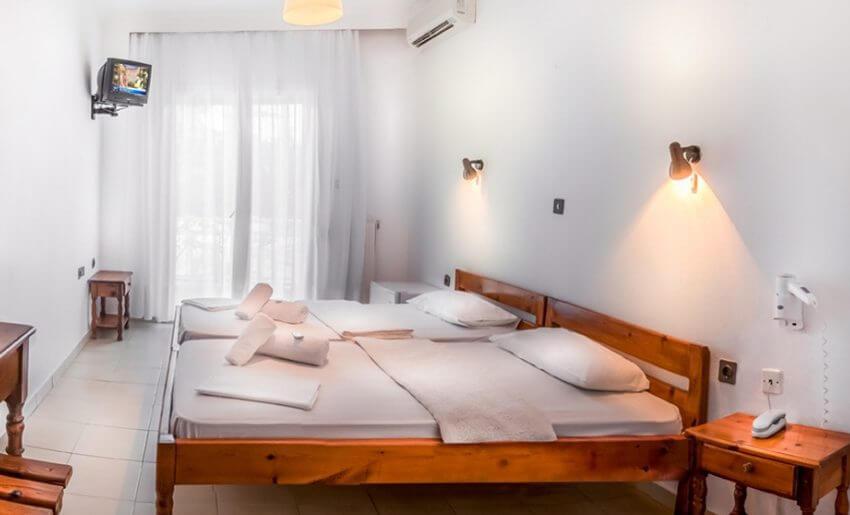 Euro Park Hotel Astris Tasos smestaj