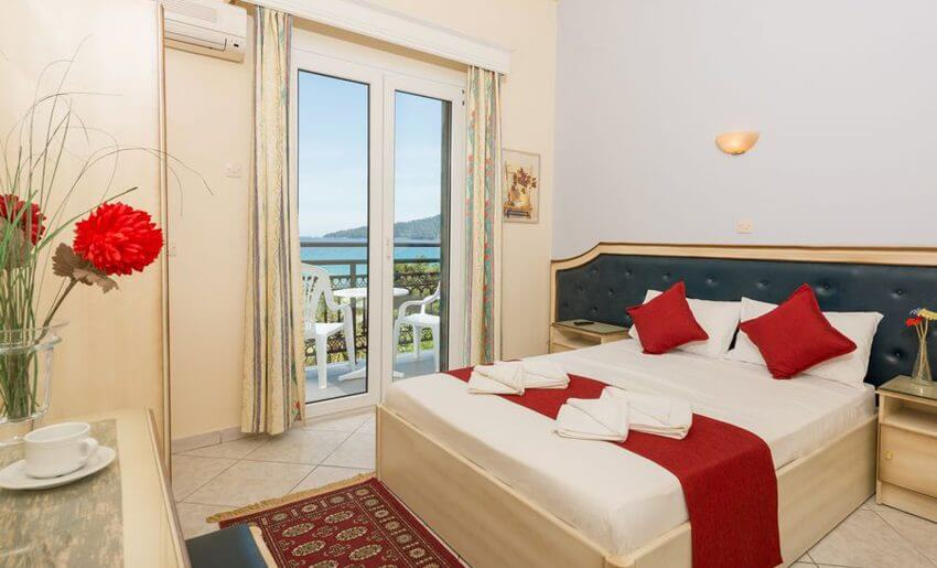 Fedra Hotel Skala Panagia tasos grcka letovanje