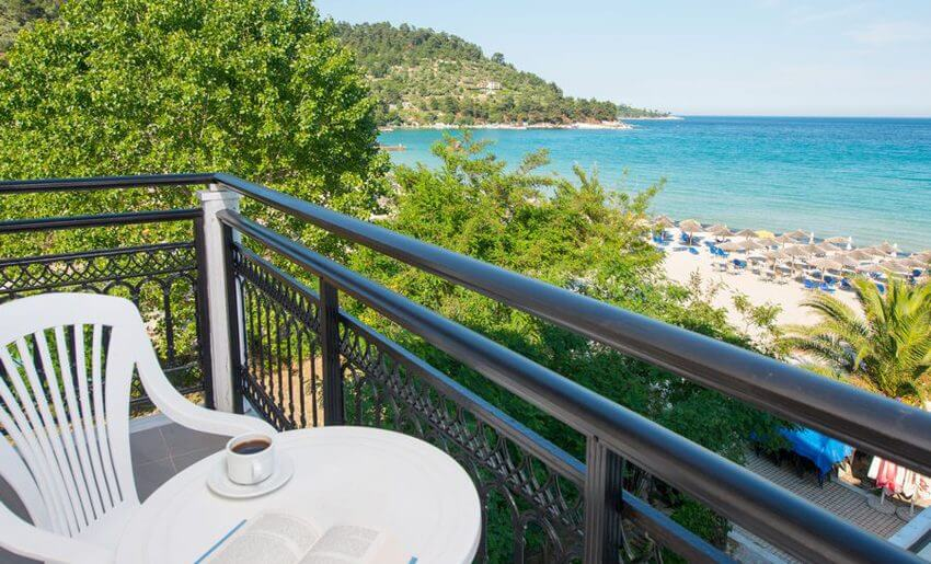 Fedra Hotel Skala Panagia tasos grcka