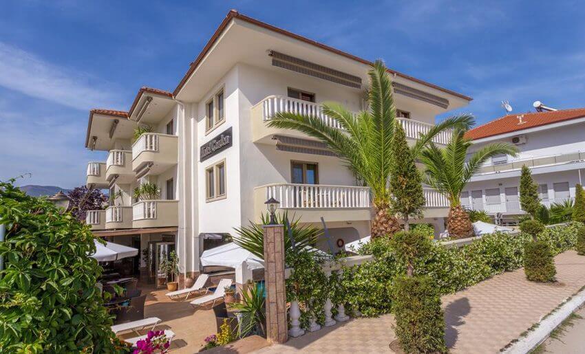 Garden Hotel Limenarija Tasos grcka