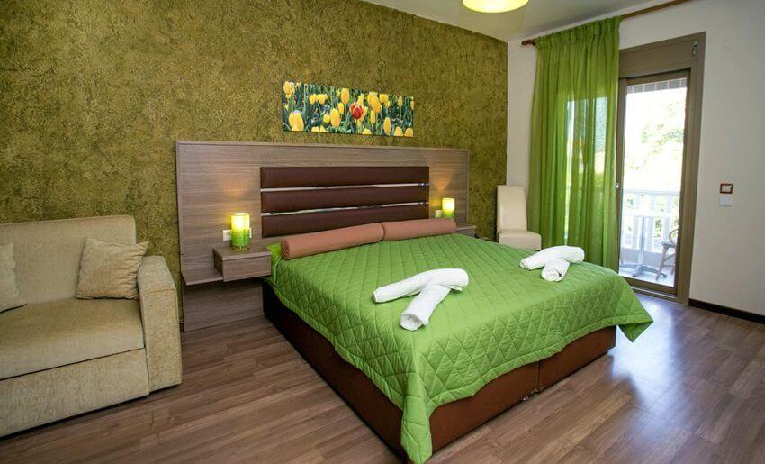 Garden Hotel Limenarija Tasos smestaj