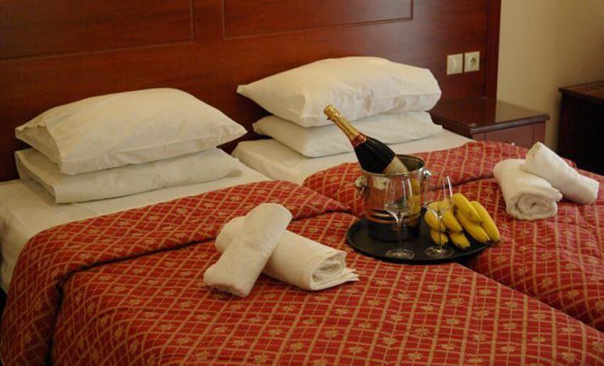 George Hotel Limenarija Tasos smestaj