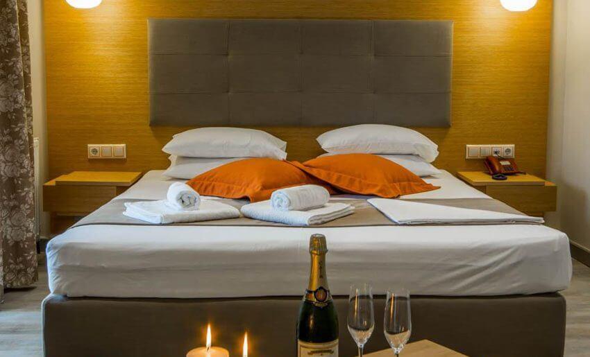 George Hotel Limenarija Tasos sobe