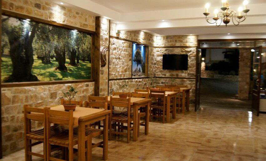 Hermes Hotel Panagia Tasos grcka restoran