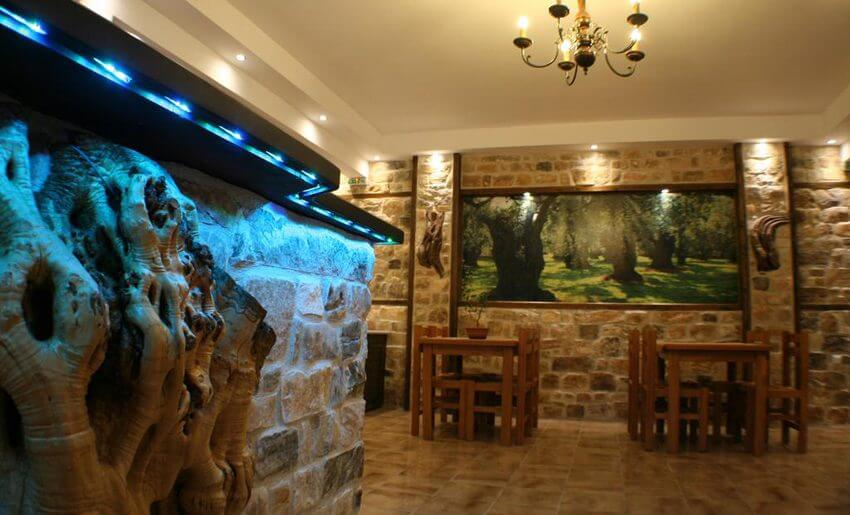 Hermes Hotel Panagia Tasos restoran