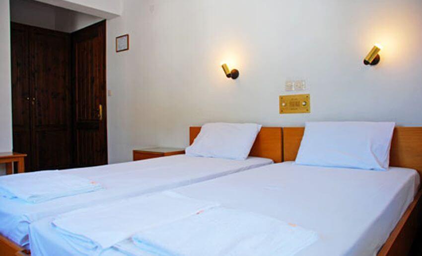 Hermes Hotel Panagia Tasos sobe