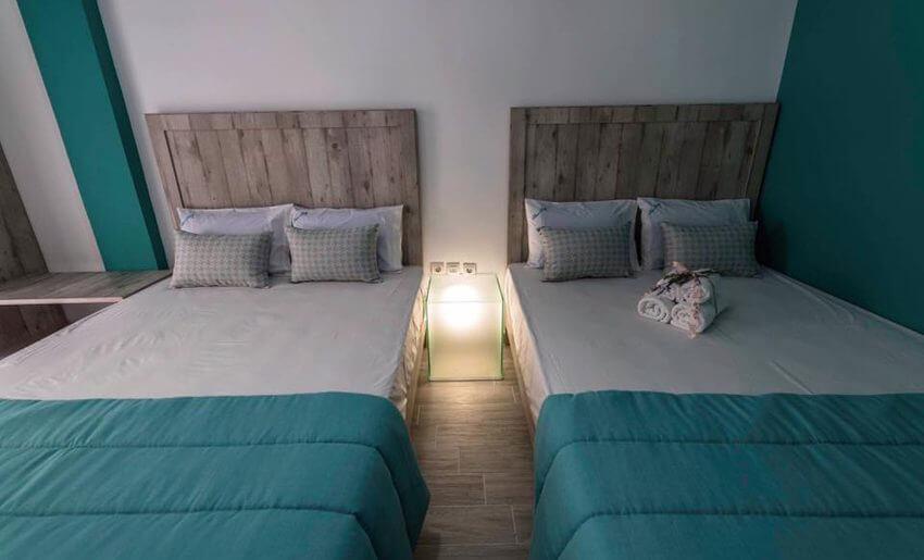 Hotel Blue Bay golden beach tasos smestaj letovanje