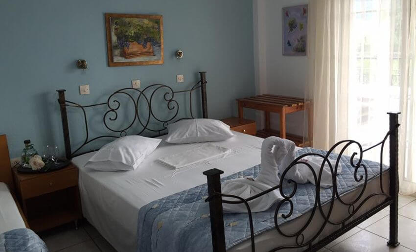 Hotel Blue Bay golden beach tasos smestaj