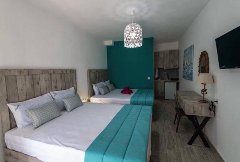Hotel Blue Bay golden beach tasos studio 1