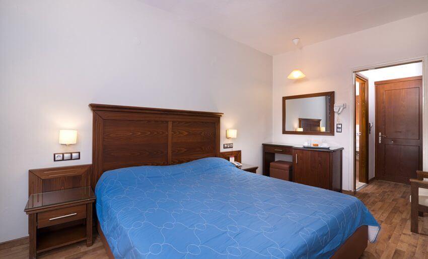 Hotel Olimpion Potos Tasos dvokrevetna soba