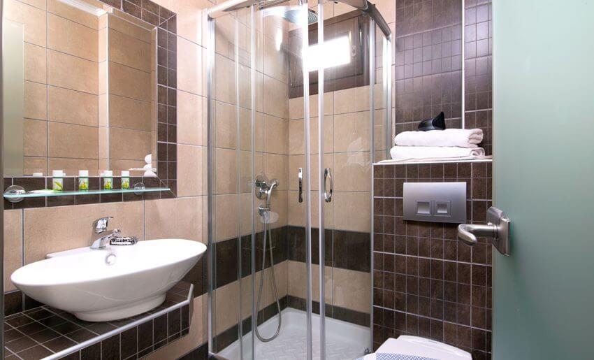 Irini Apartmani Tasos kupatilo
