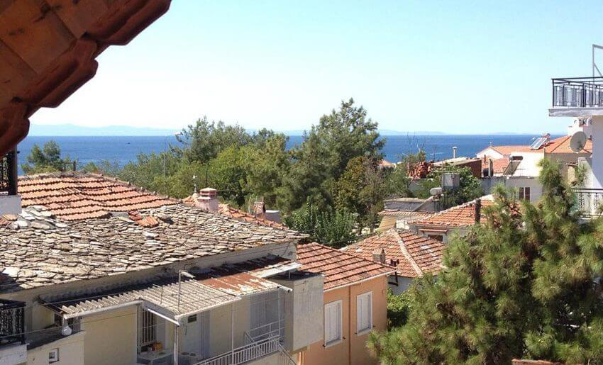 Karagiannis Hotel Tasos pogled